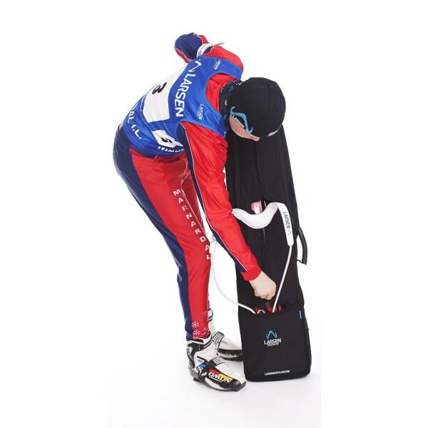 Larsen Biathlon skidskyttegevärsfodral