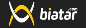 Loggan visar Biatar.com